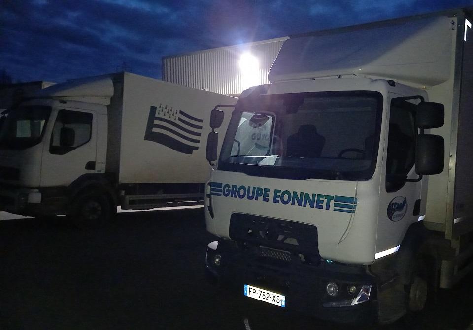 Entreprise spécialisée dans le transport agile Côtes d'armor